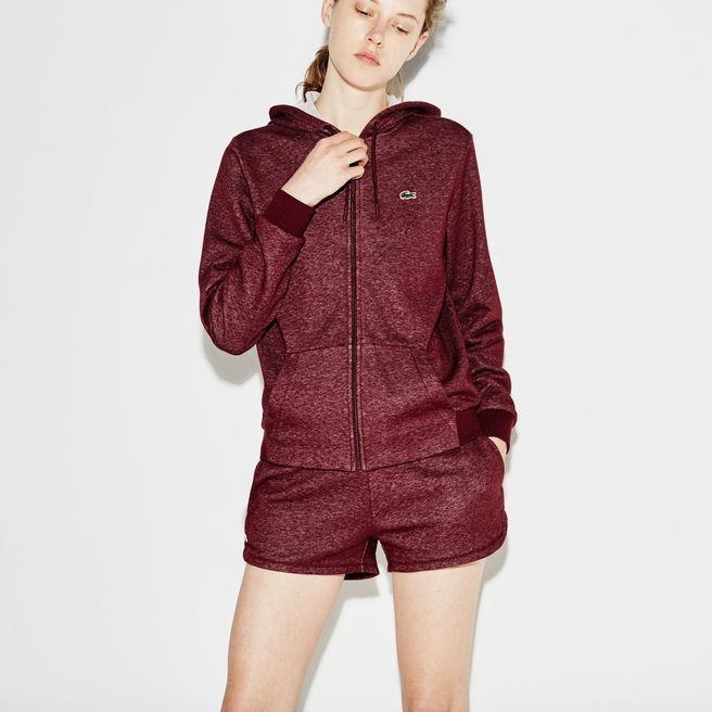 Women's Fleece Vinegrape Hooded Sport In Grape Zippered Sweatshirt Tennis Vine NPknO8w0X