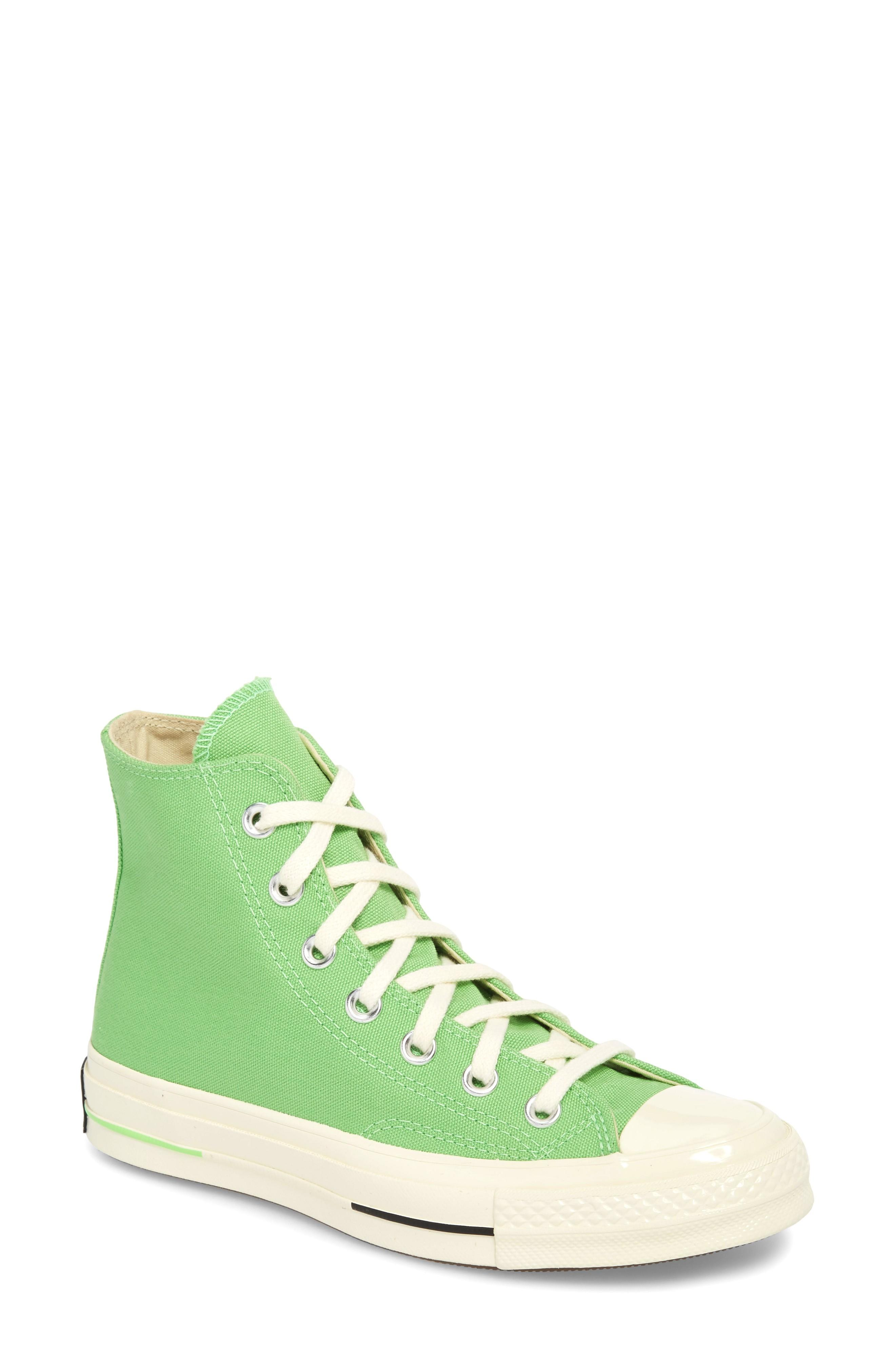 41b5bee15aae6 Converse Chuck Taylor All Star 70 Brights High Top Sneaker In Illusion Green