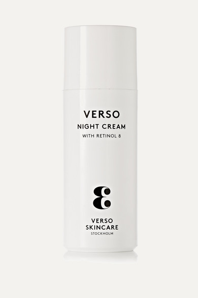 Verso Night Cream 3, 50ml In Colorless