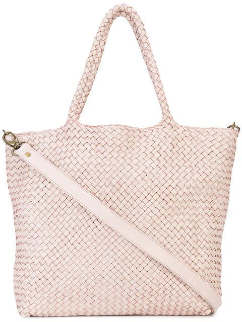 Officine Creative Soft Pink Class35 Braided Bag