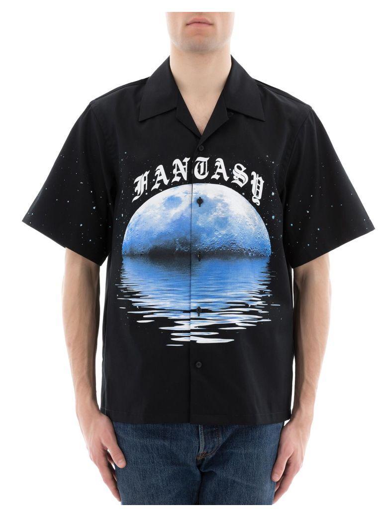 Misbhv Black Cotton Fantasy Shirt
