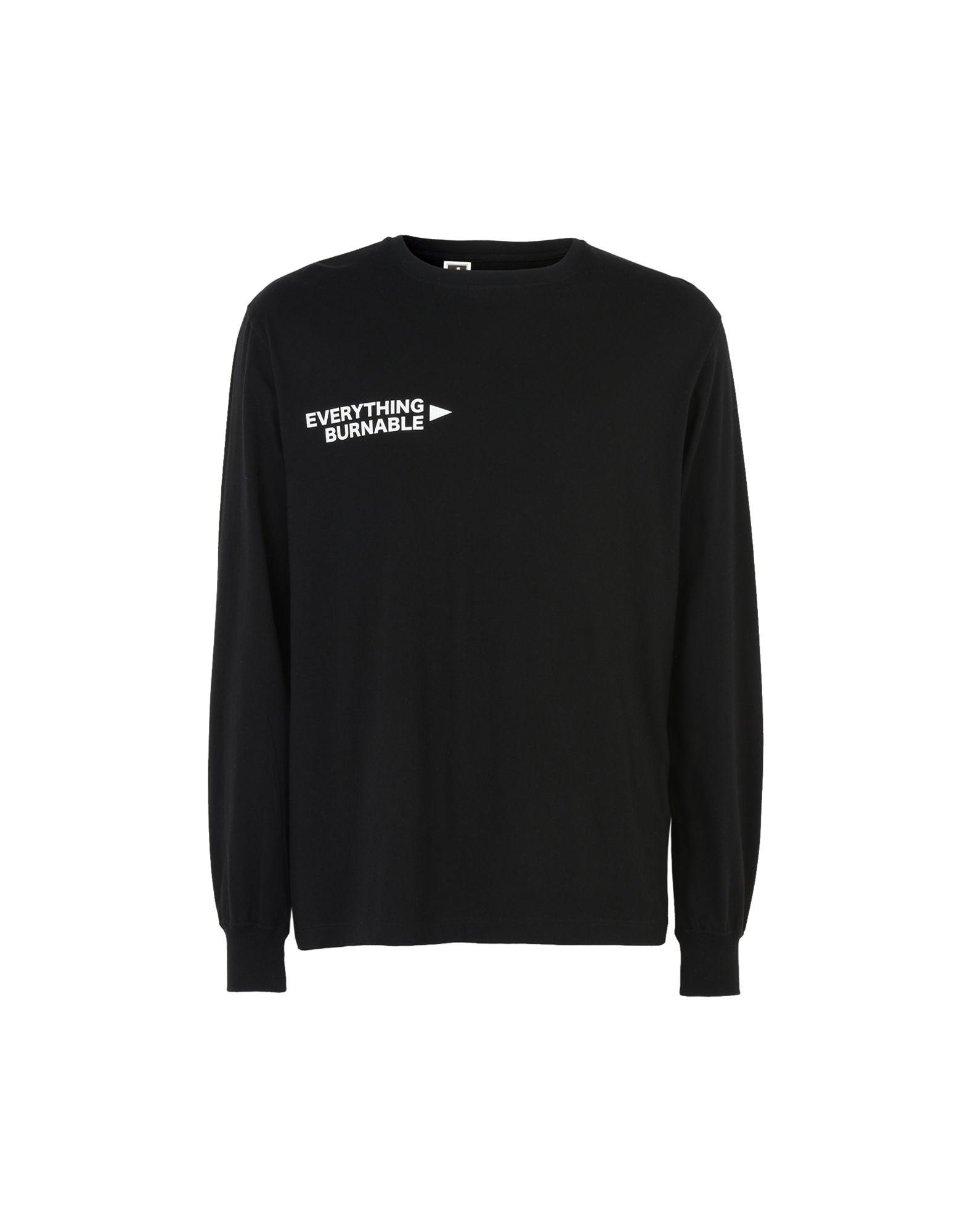 Society Sports T-shirt In Black