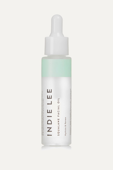 Indie Lee Squalane Facial Oil, 30ml In Colorless
