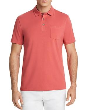 Michael Kors Bryant Regular Fit Polo Shirt - 100% Exclusive In Nantucket Red