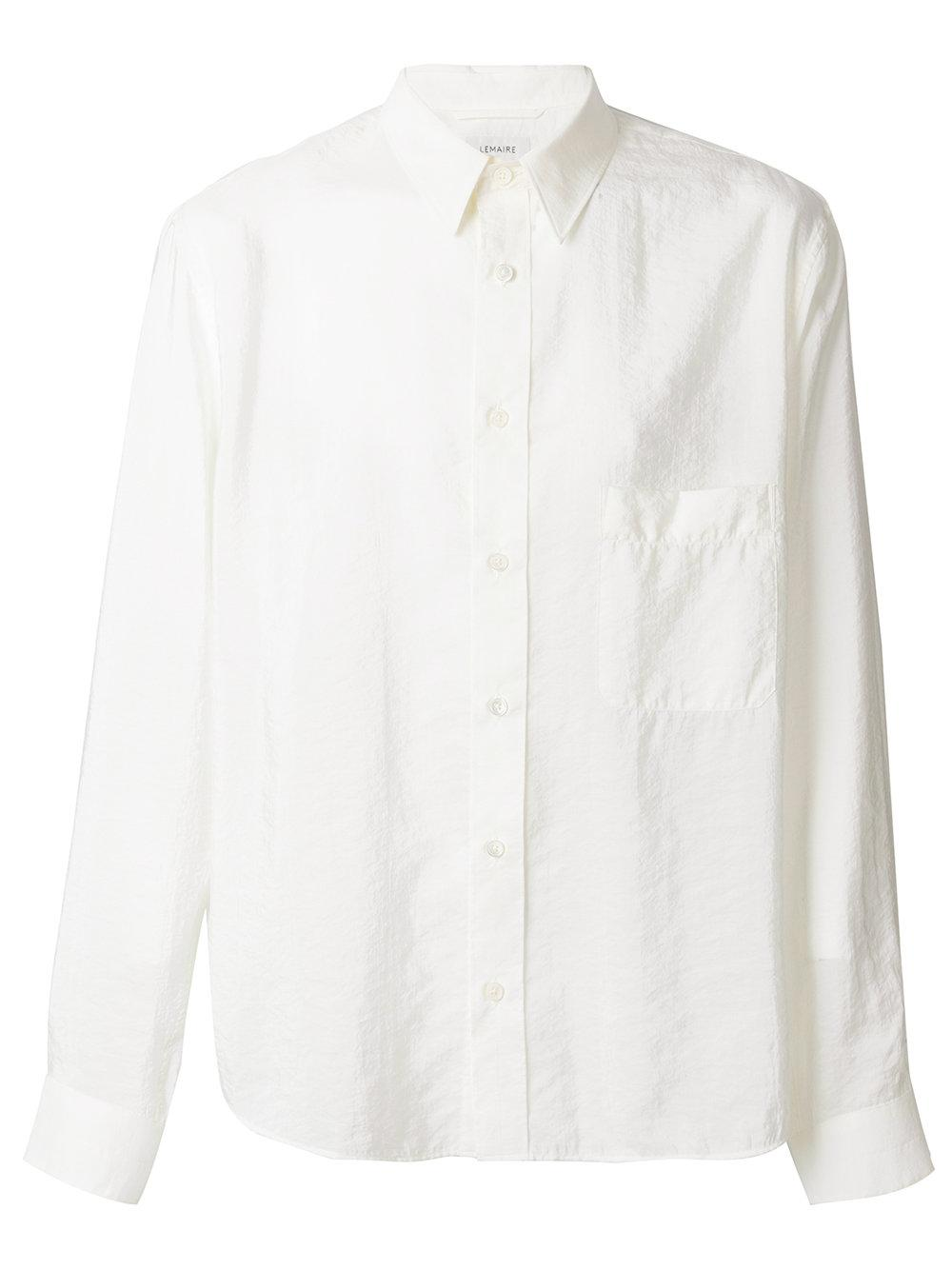 Lemaire Long Sleeve Shirt
