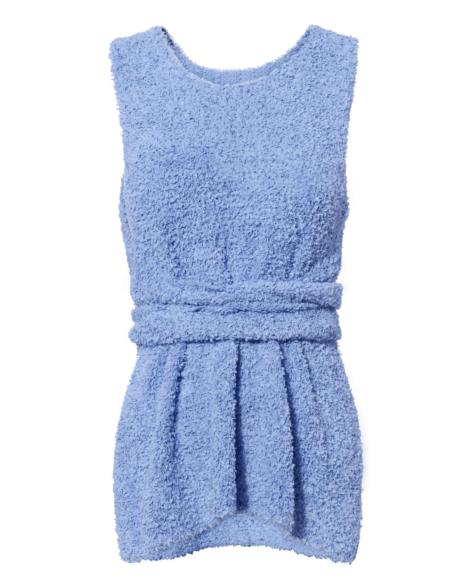 Dion Lee Paper Towel Knit Tank