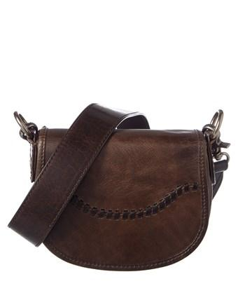 402585a8a Frye Melissa Leather Whipstitch Mini Saddle Bag In Nocolor | ModeSens