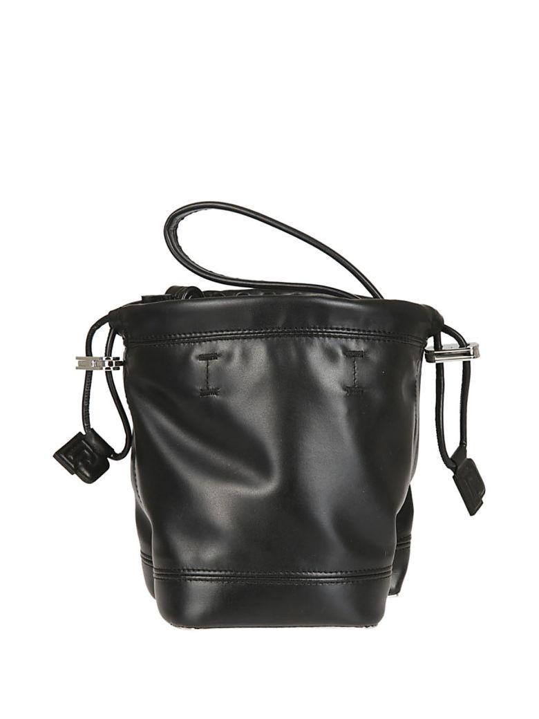 Paco Rabanne Classic Bucket Bag In Black
