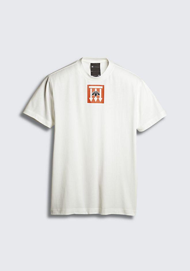 79f845b9 Alexander Wang Adidas Originals By Aw Graphic Tee In White | ModeSens