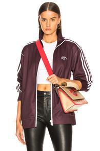 Adidas Originals By Alexander Wang Adidas By Alexander Wang Track Jacket In Purple