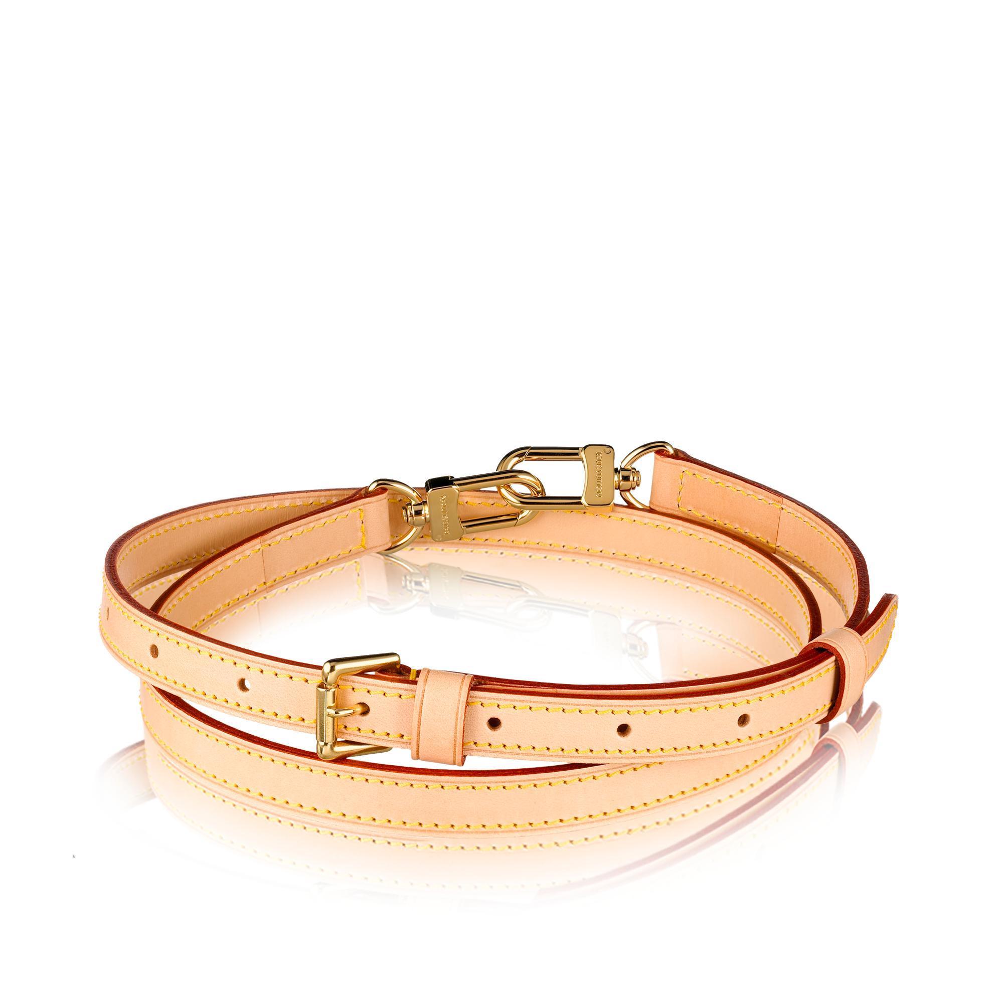 Louis Vuitton Adjustable Shoulder Strap 16 Mm Vvn 181cfdf0f8e4d
