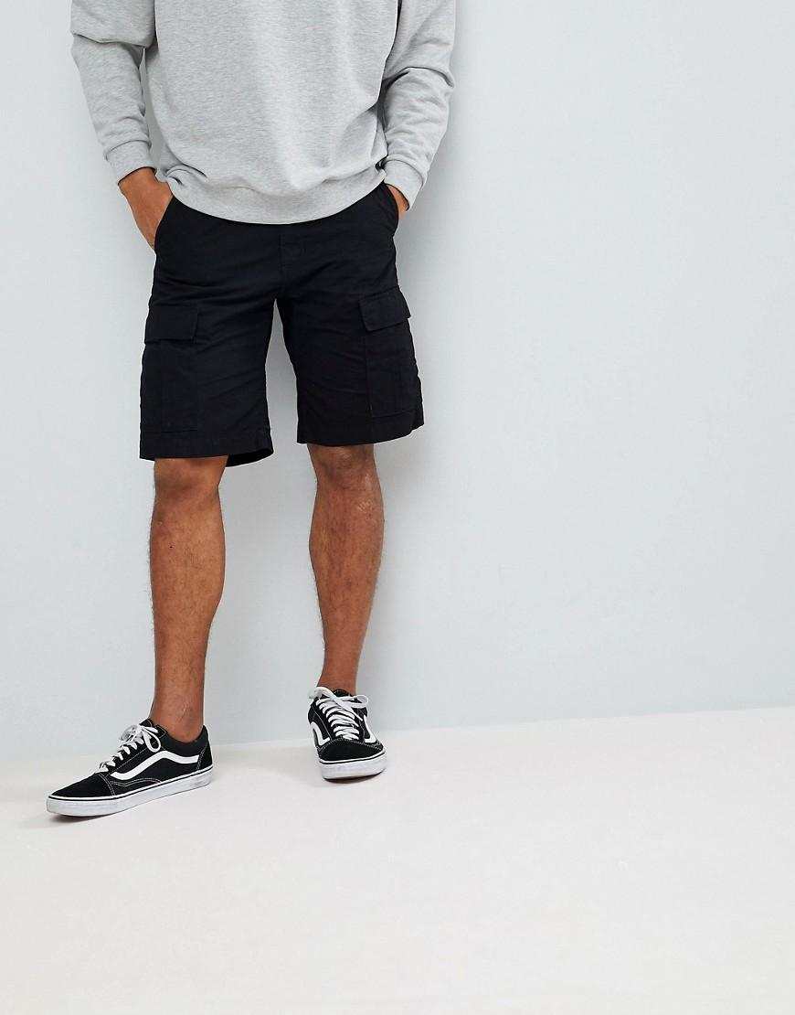 fashion styles many fashionable the cheapest Wip Aviation Cargo Shorts In Slim Fit - Black