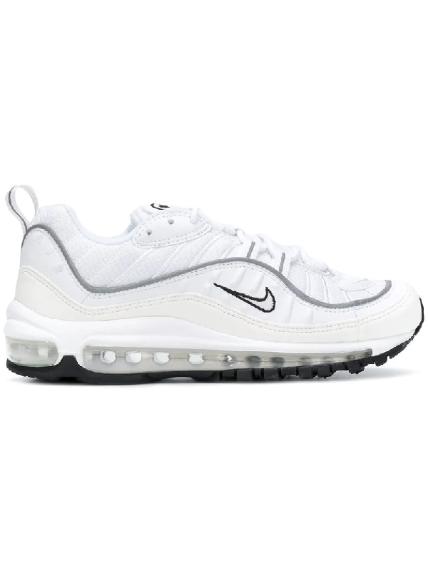 Women's Air Max 98 Casual Shoes, White