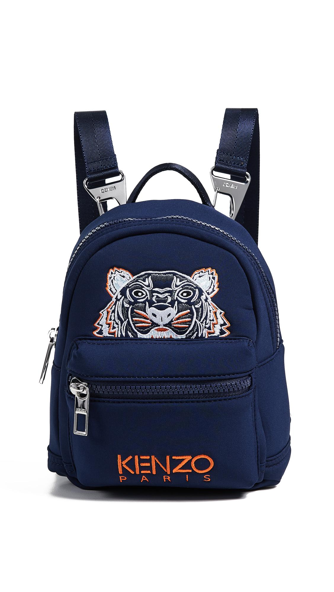 7f8a4146988 Mini Backpack in Navy Blue