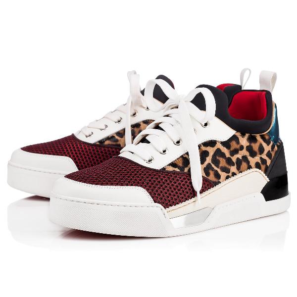 58e51d7bb82 Men's Aurelien Colorblock Low-Top Sneakers in Version Multi