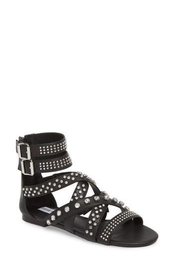 09f6a2ef7bb Shift Embellished Gladiator Sandal in Black