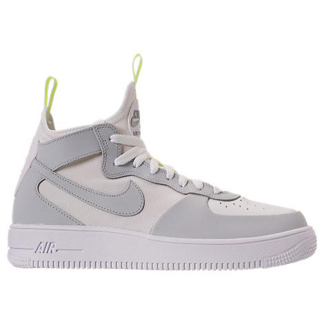 on sale 7d8ed d8446 Nike Men s Air Force 1 Ultraforce Mid Casual Shoes, White