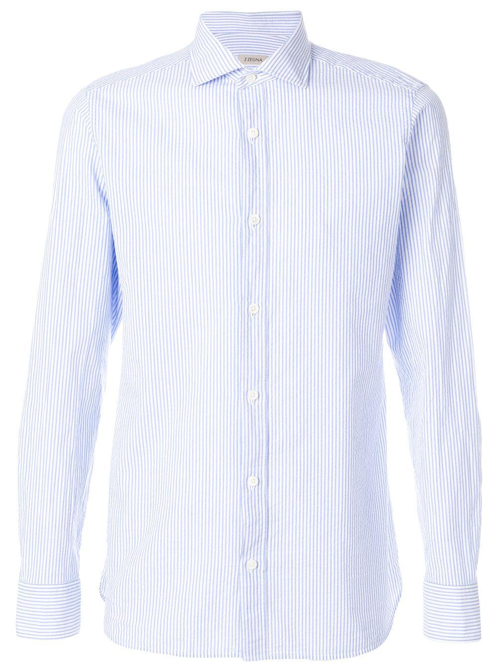 d8bb05ed Striped Long Sleeve Shirt