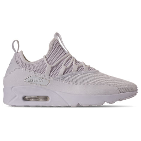 size 40 3f177 37075 Nike Men's Air Max 90 Ez Casual Sneakers From Finish Line In White/White-