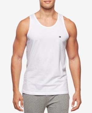 86d1bbb7d617 Tommy Hilfiger Men's Modern Essentials Cotton Tank Top In White ...