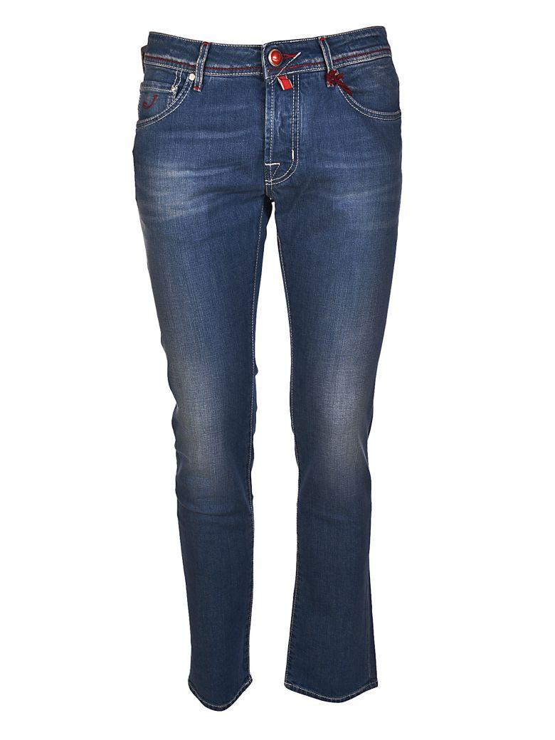 Jacob Cohen Classic Jeans In Medium Wash