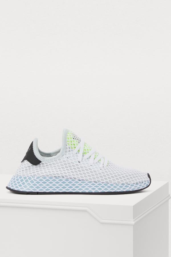 42684b9d8 Adidas Originals Women s Originals Deerupt Runner Casual Shoes ...