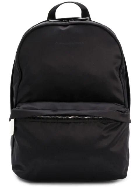 Calvin Klein 205W39Nyc Dennis Hopper Backpack In Black