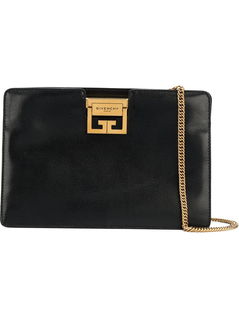 Givenchy Gv3 Frame Bag - Black