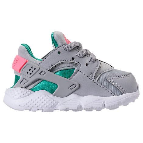 eb9e68d661c40 Nike Girls  Toddler Huarache Run Running Shoes
