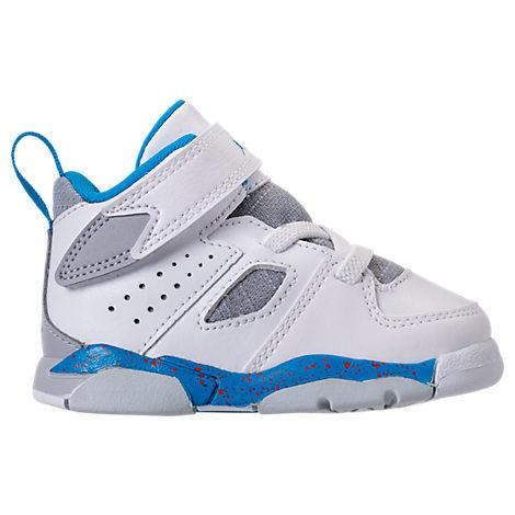 buy online 92f4b d3fc8 Boys' Toddler Air Jordan Flight Club '91 Basketball Shoes, White