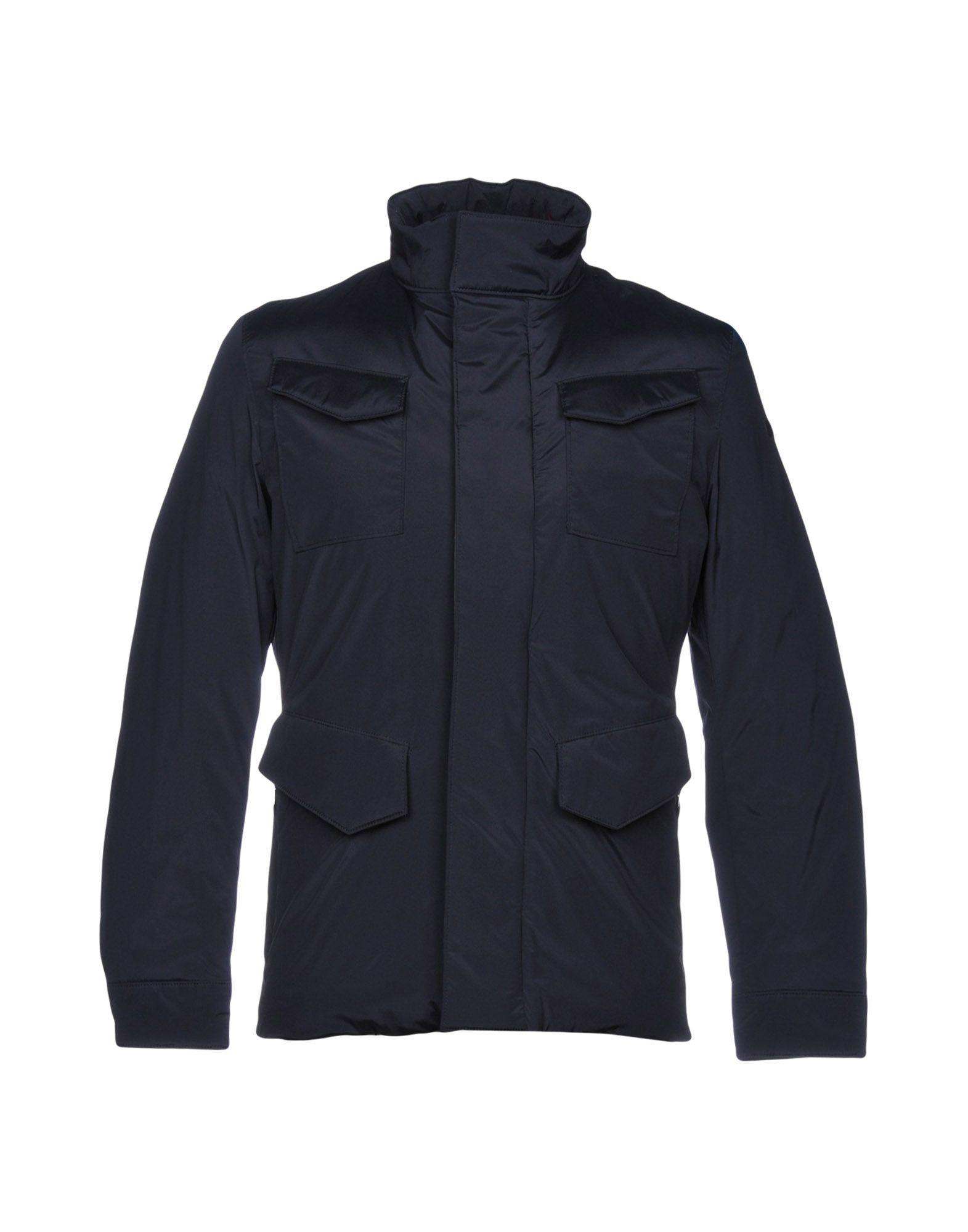 Rrd Down Jacket In Dark Blue