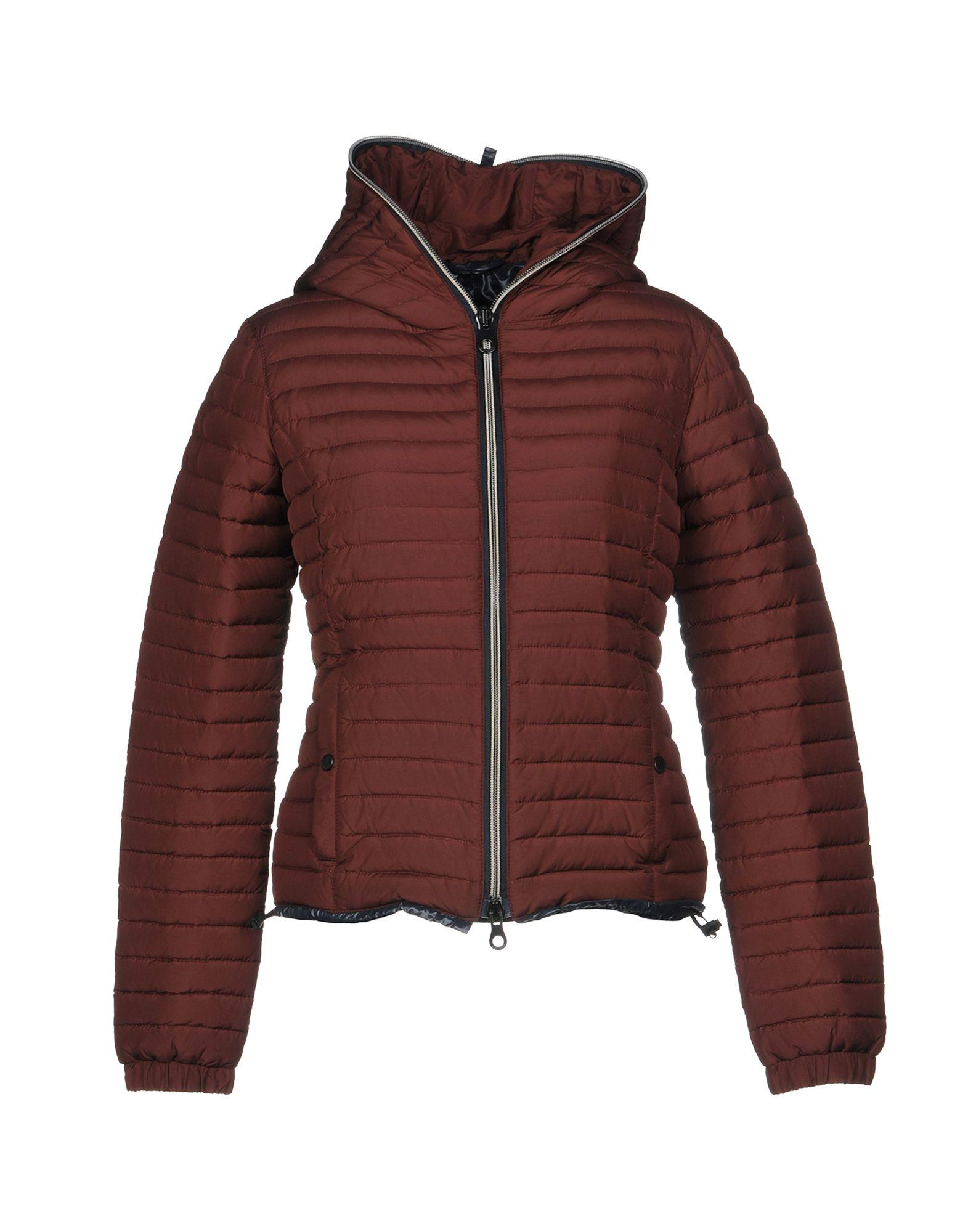 Duvetica Down Jackets In Cocoa