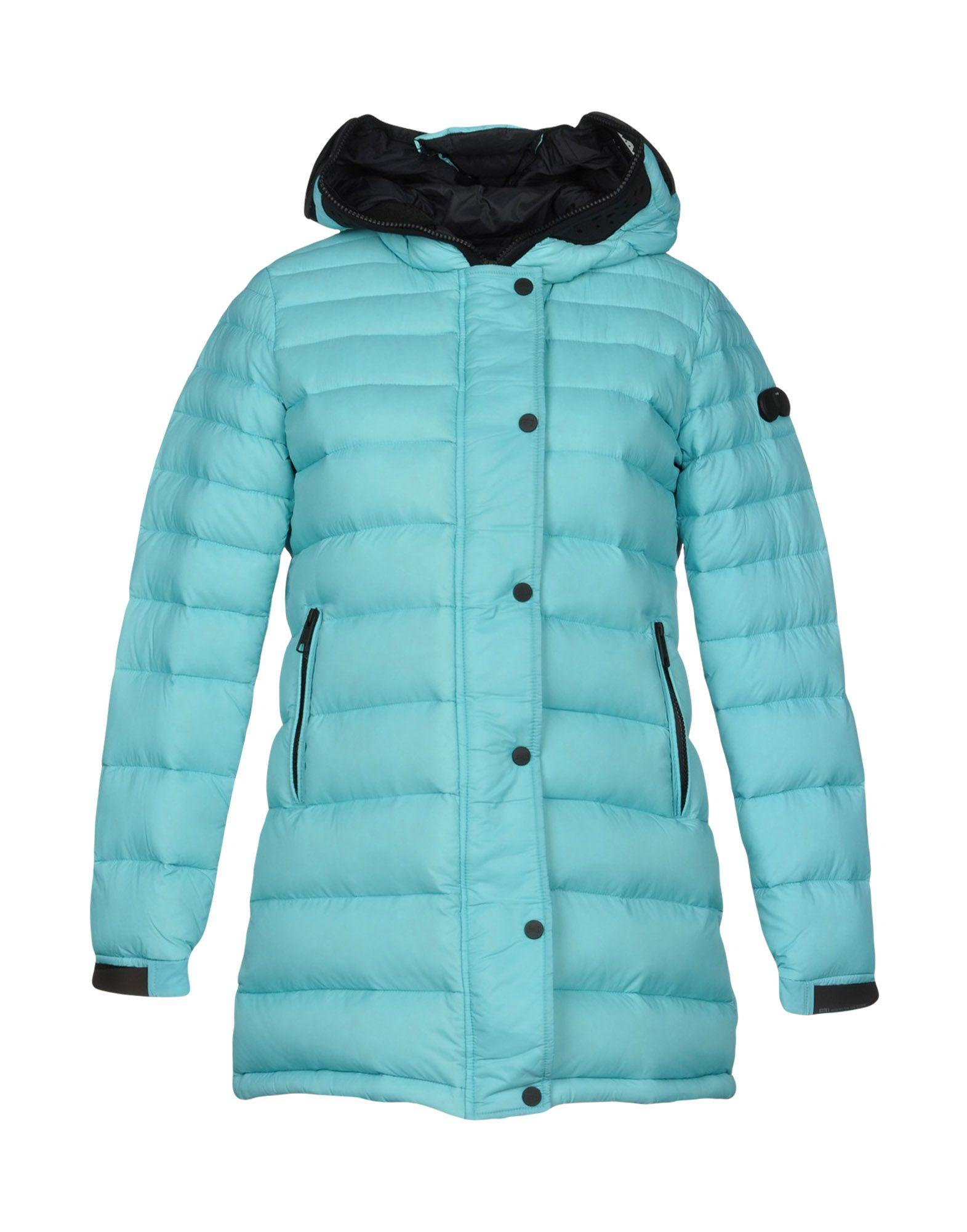 Ai Riders On The Storm Down Jacket In Sky Blue
