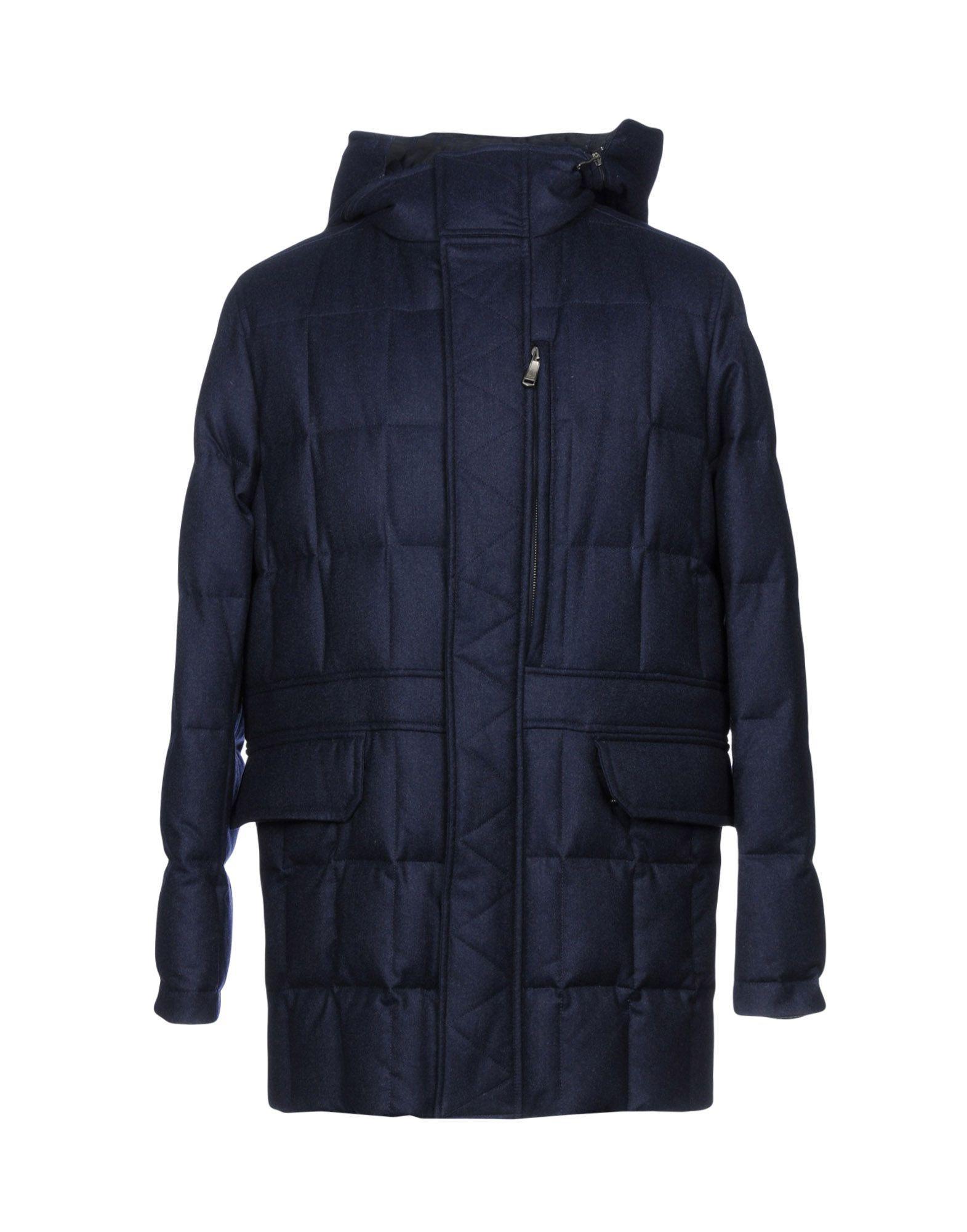 Sealup Down Jacket In Dark Blue