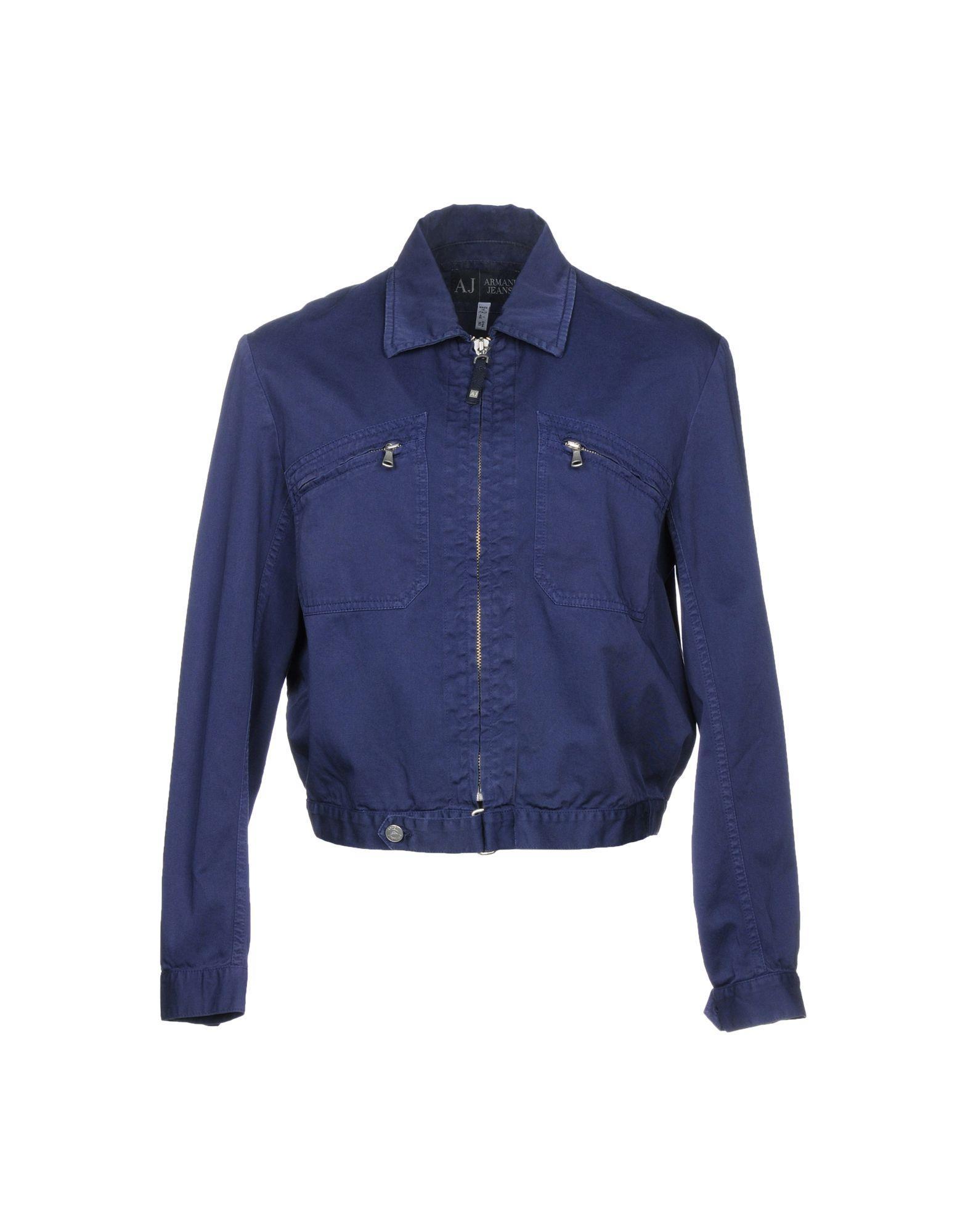 Armani Jeans In Blue