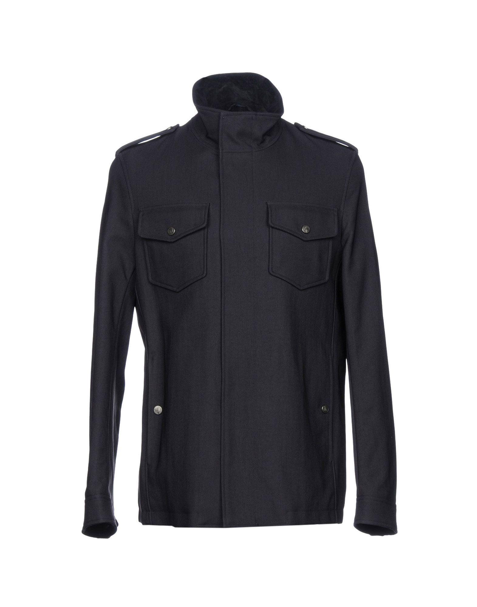 Sealup Jacket In Dark Blue