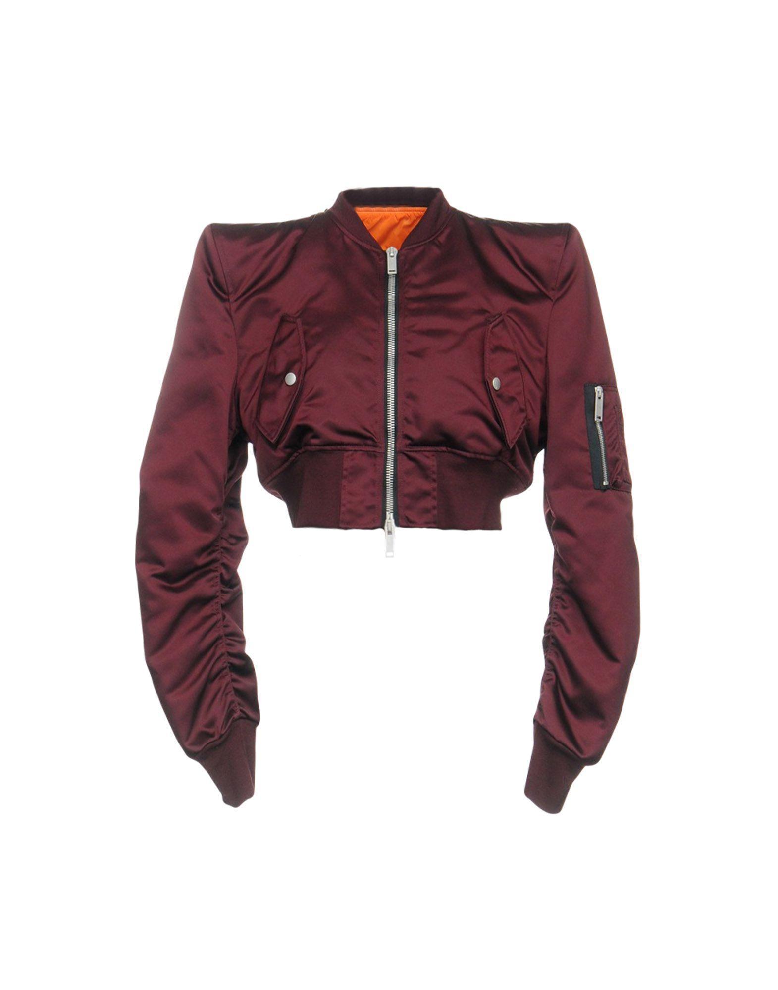Ben Taverniti Unravel Project Ben Taverniti™ Unravel Project Jackets In Maroon