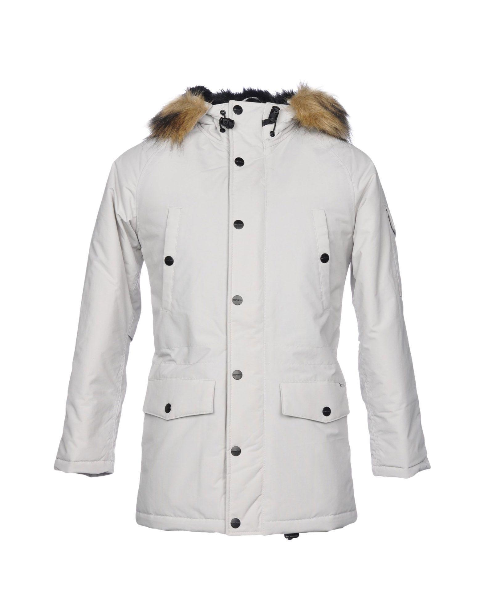 Carhartt Jacket In Light Grey