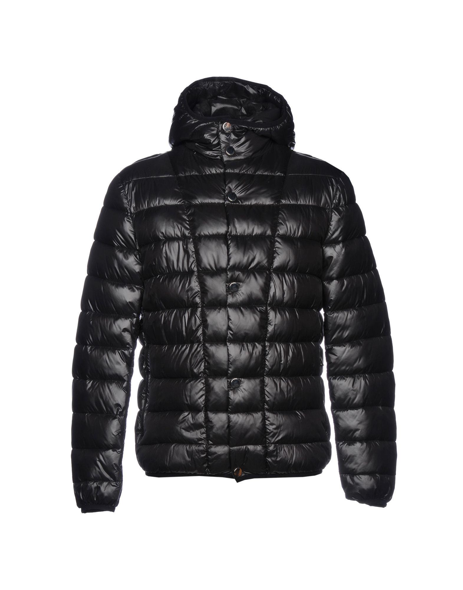Paolo Pecora Jacket In Black