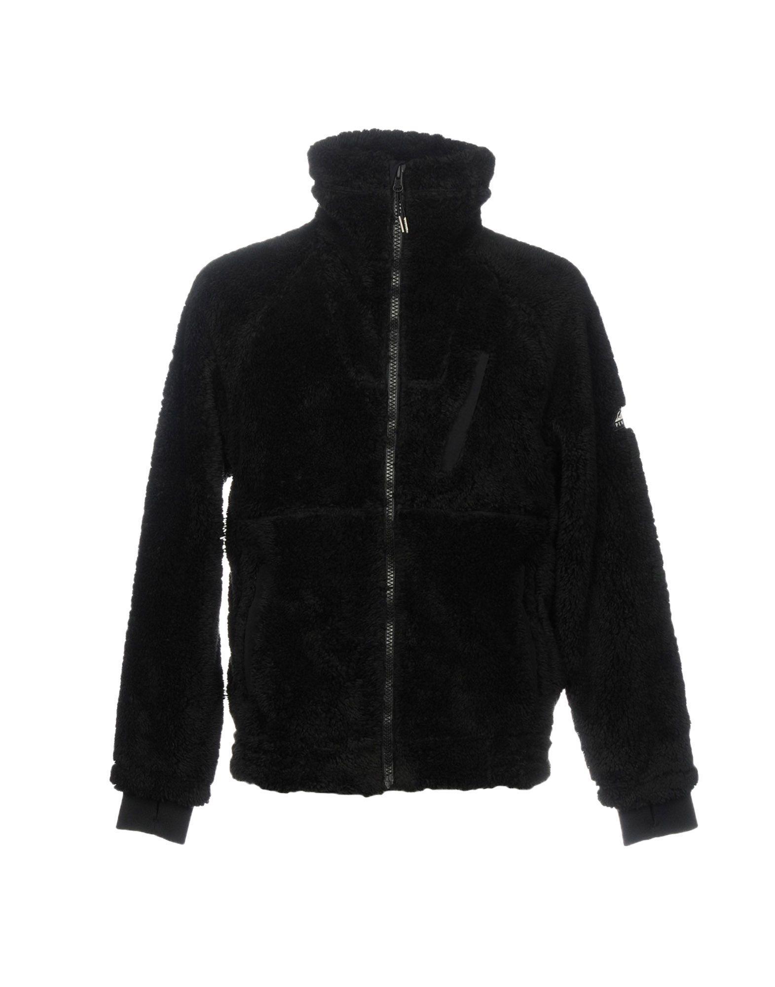 Penfield Jackets In Black