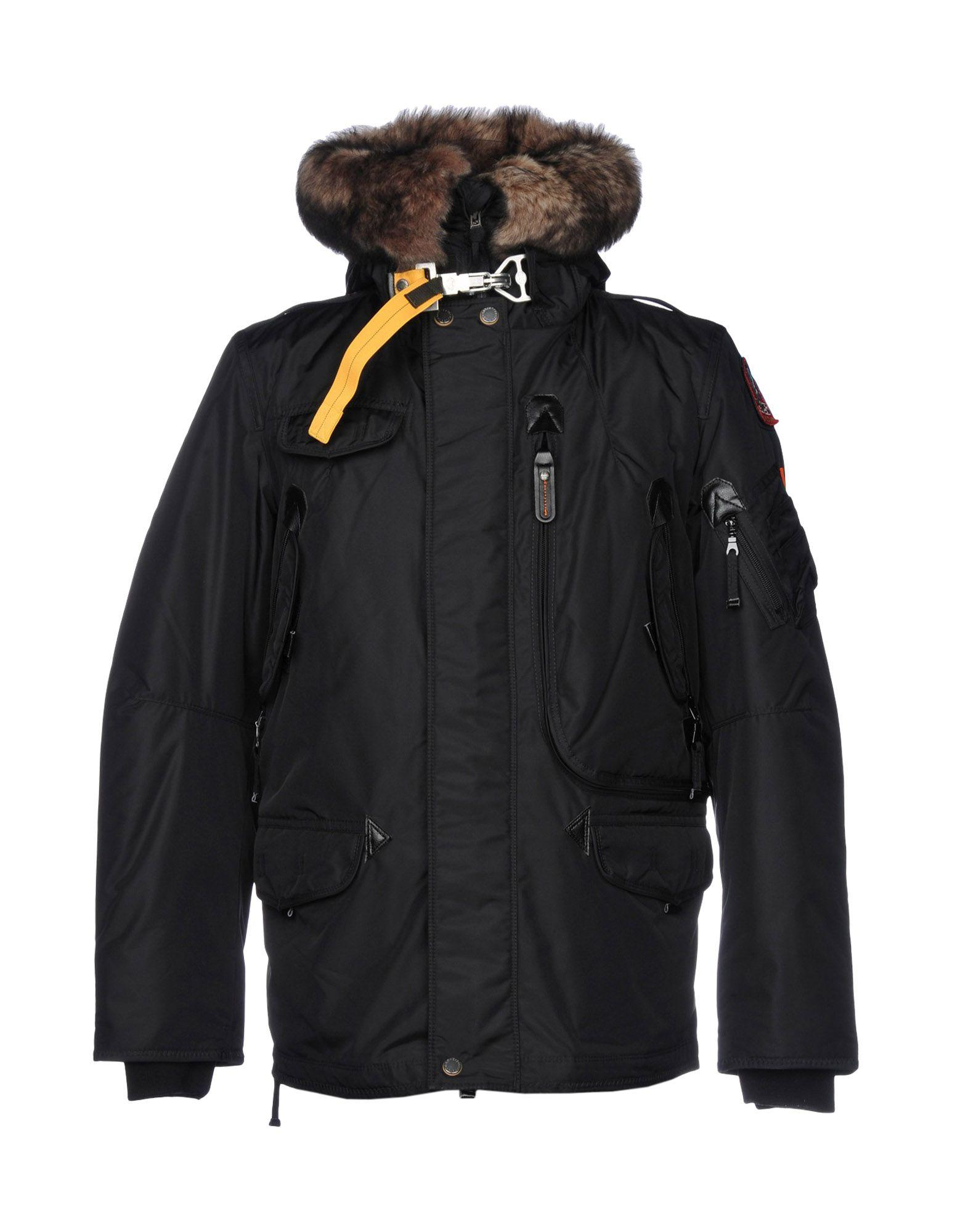 Parajumpers Jacket In Black