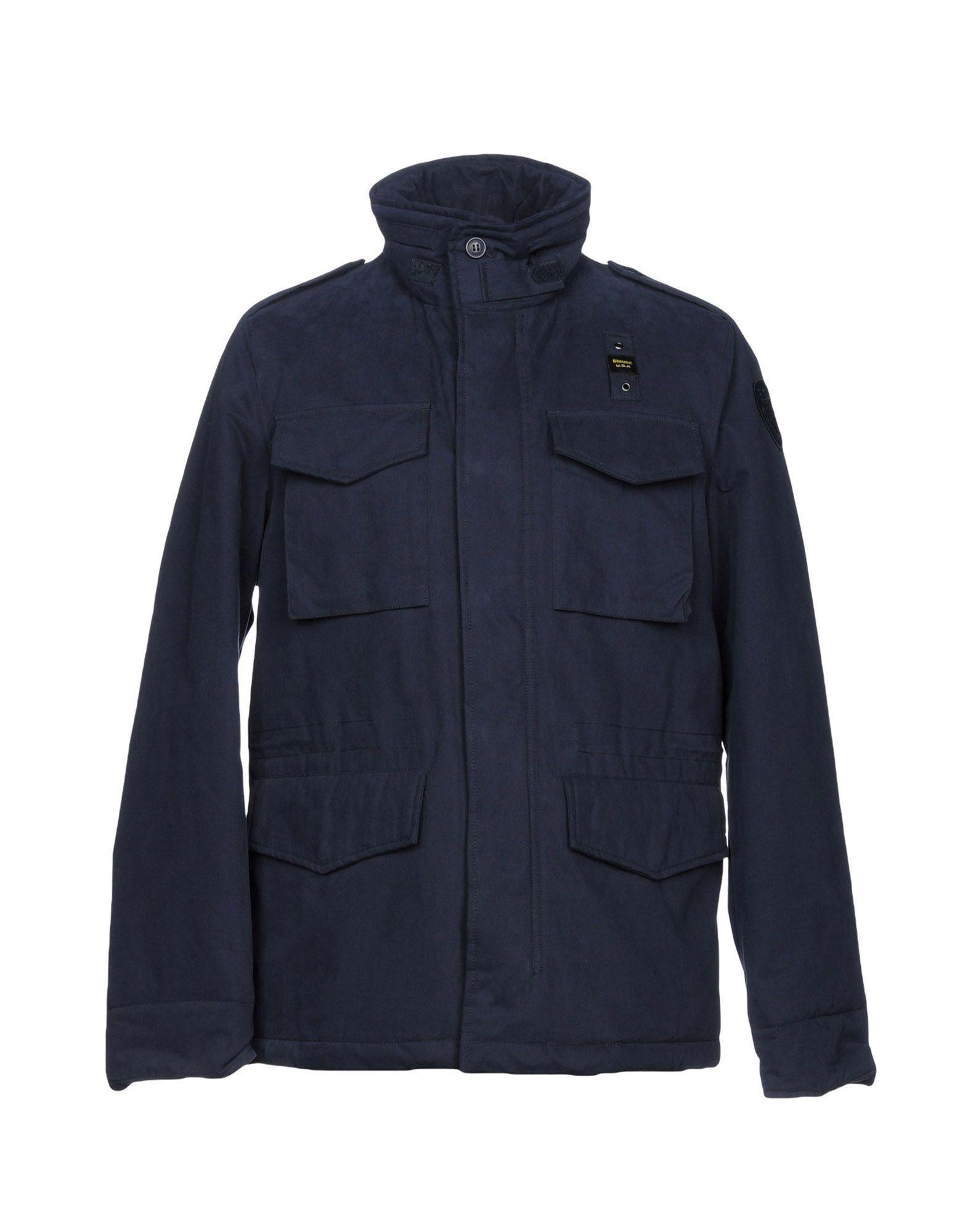 Blauer Jackets In Dark Blue