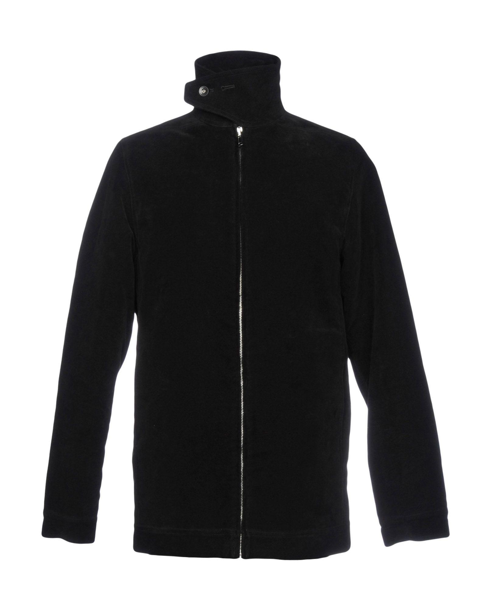 Rick Owens Drkshdw Jackets In Black