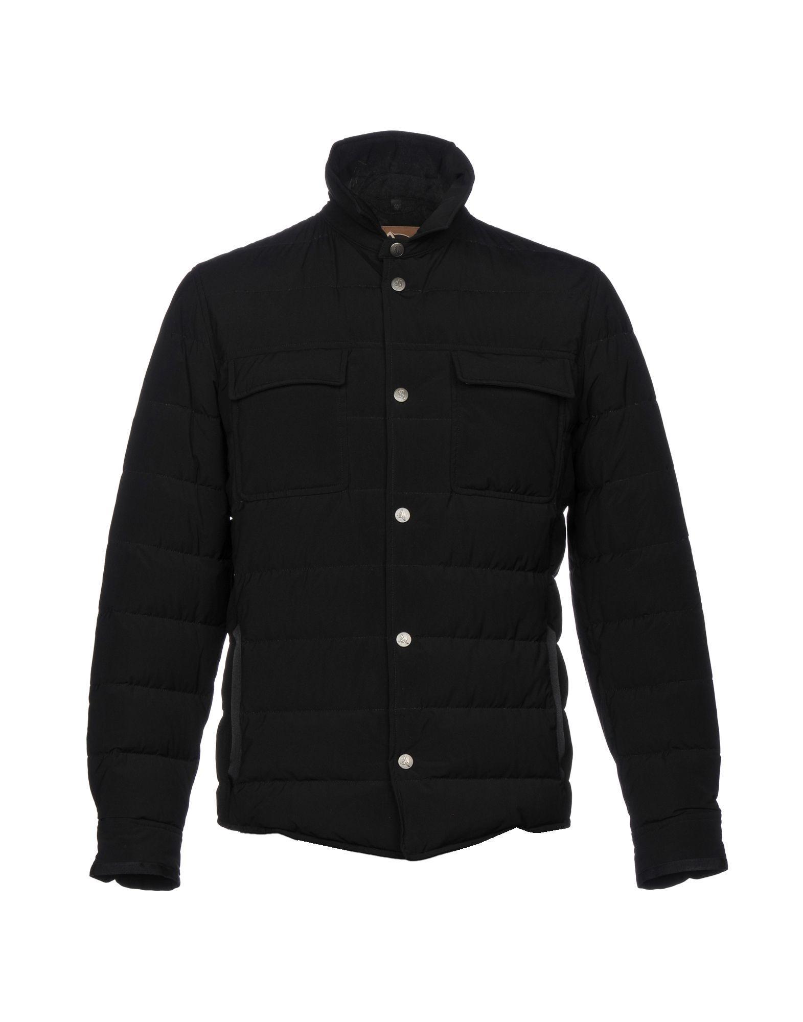 Sealup Jacket In Black
