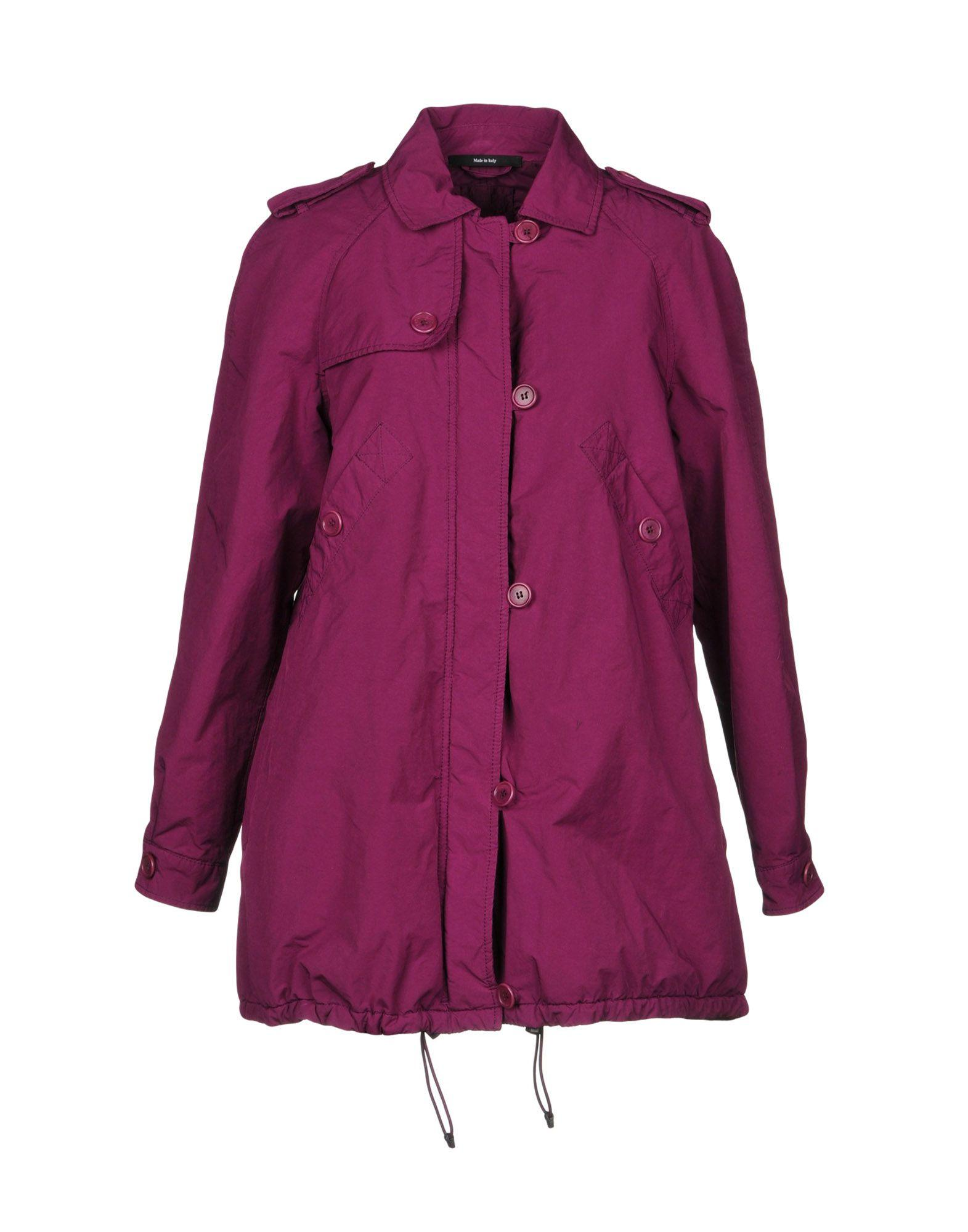 Aspesi Jackets In Purple