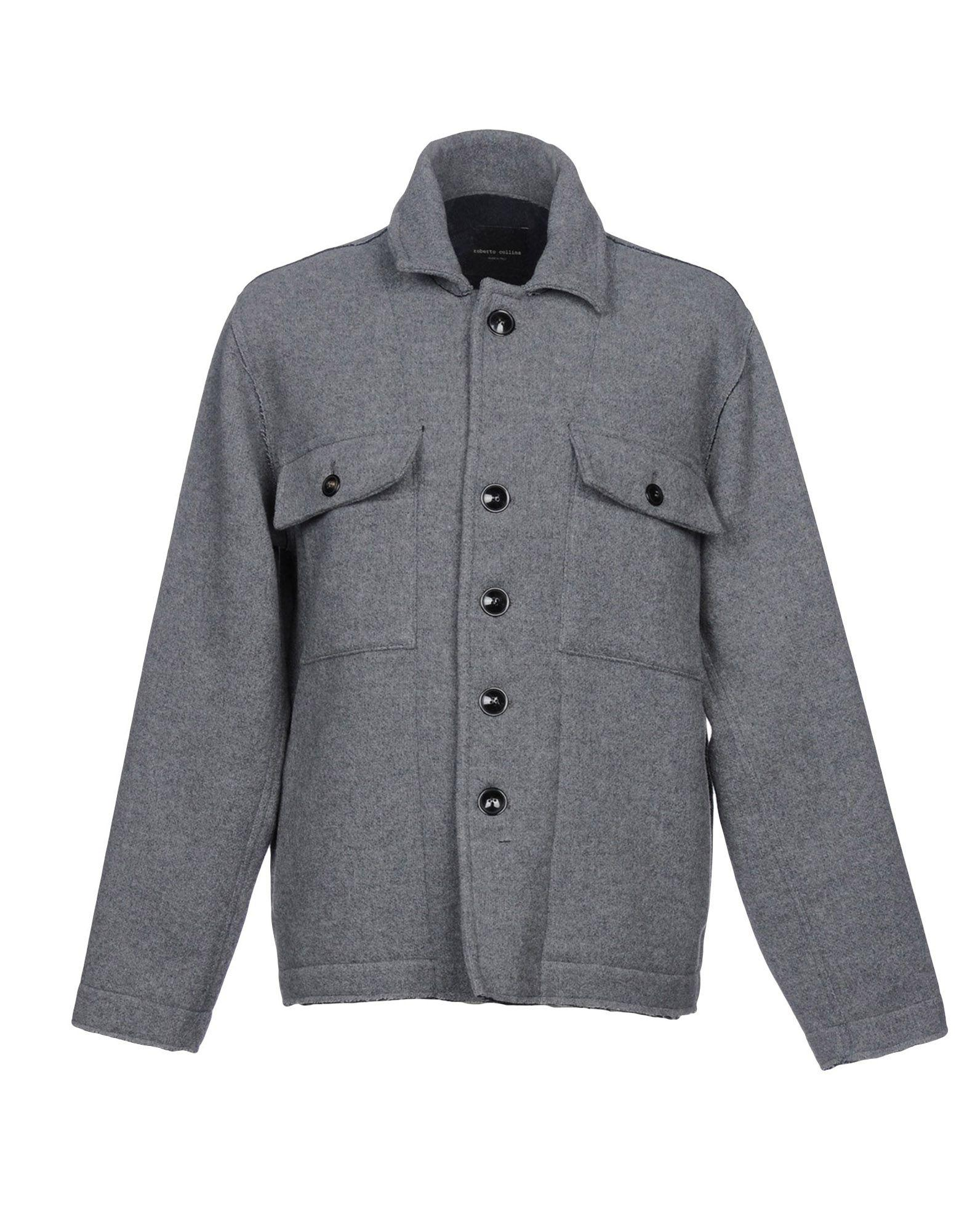 Roberto Collina Jacket In Grey