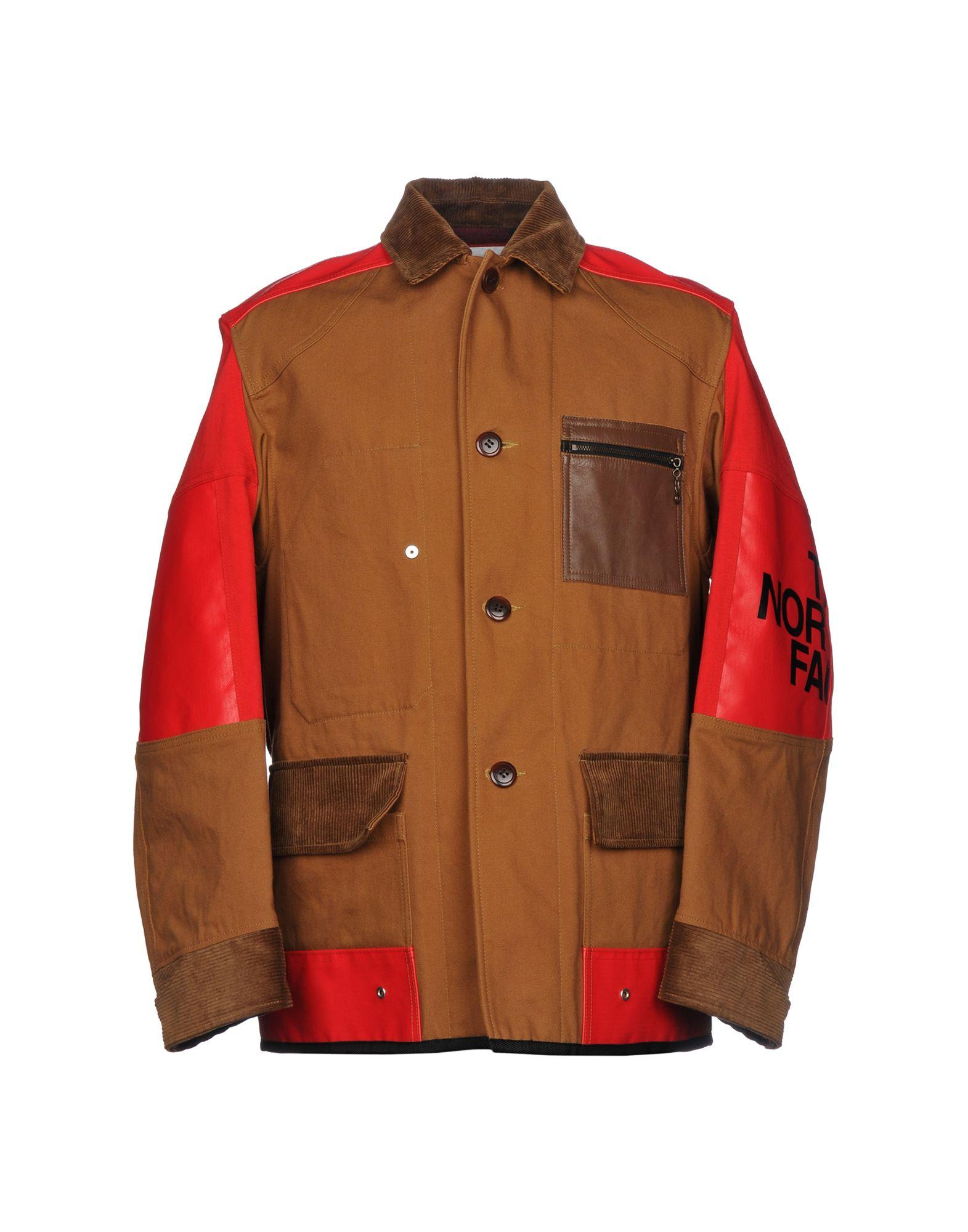 The North Face Jacket In Camel