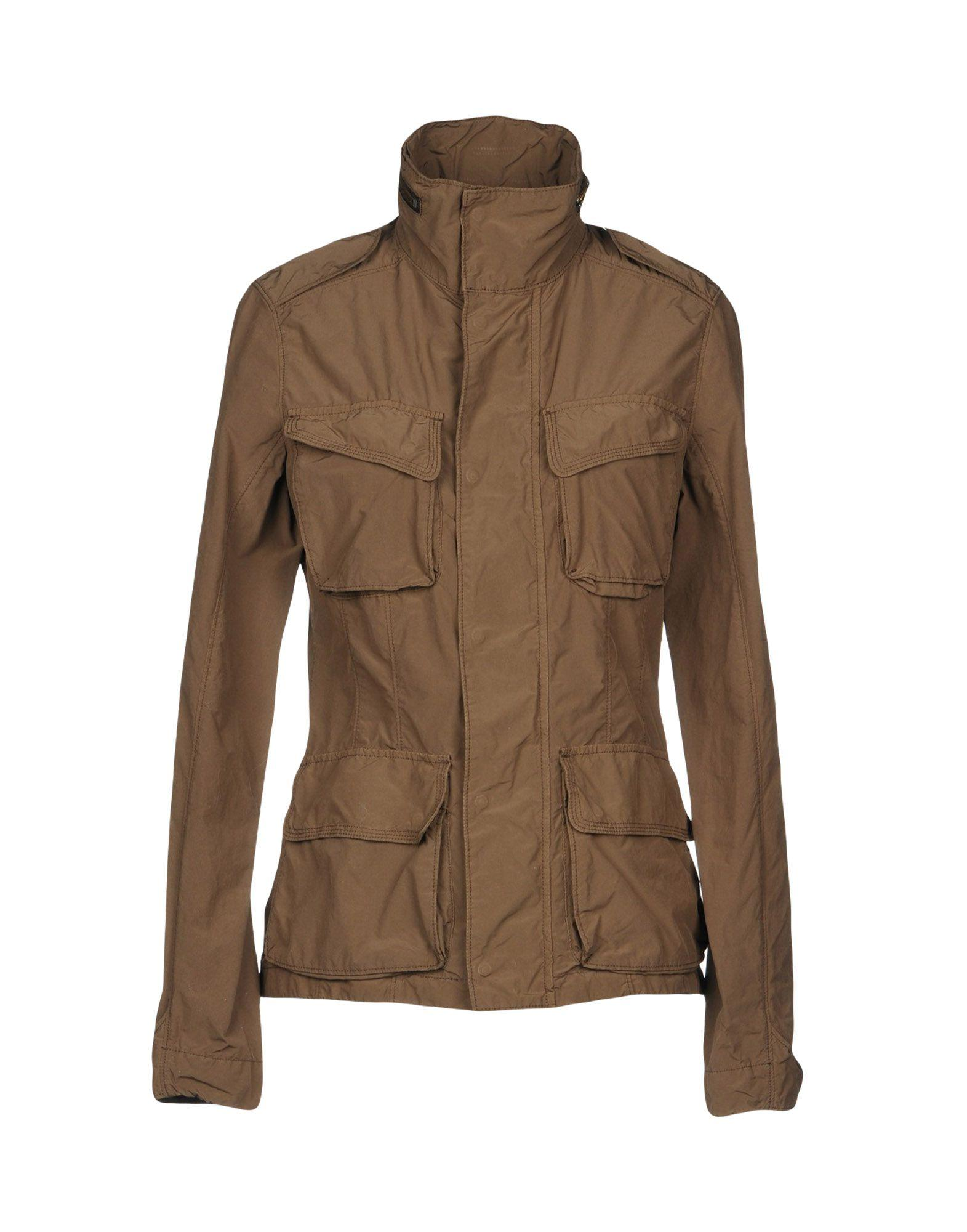 Aspesi Jackets In Khaki