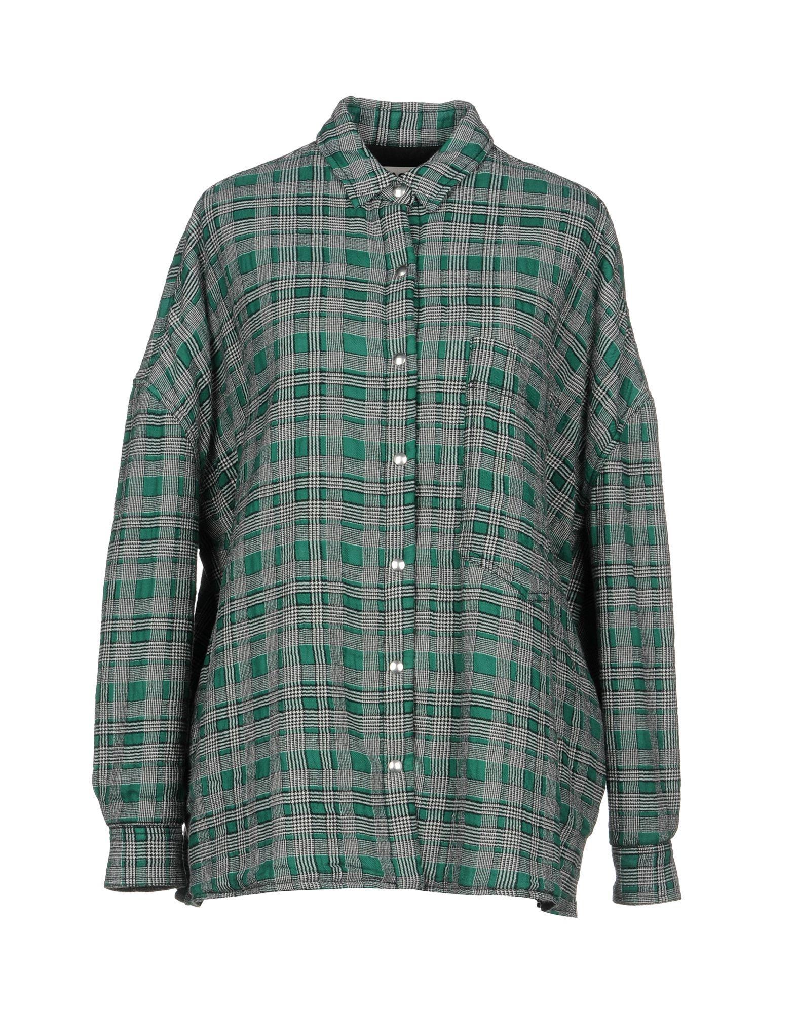 Hache Jacket In Green