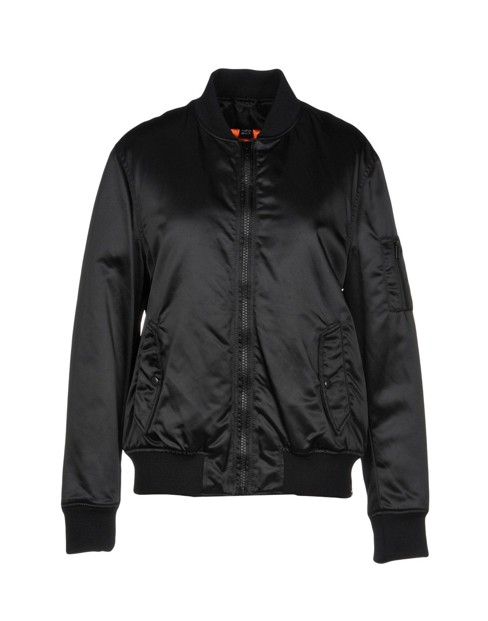Mpd Box Jackets In Black